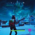 Fortnite explotó dejando la isla cubierta de nieve y zombies