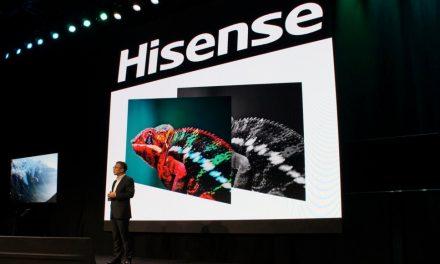 Hisense ULED XD con dos paneles en lugar de uno