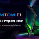 HOMTOM P1: el primer móvil + proyector del mundo