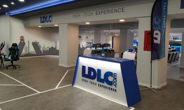 LDLC, nuevo concepto de comercio para el sector español