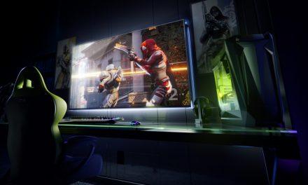 NVIDIA BIG FORMAT GAMING DISPLAYS: Pantallas gigantes gamers