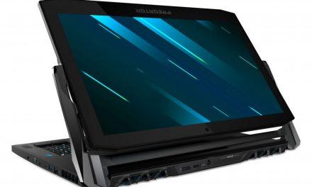 Acer Predator Triton 900, portátil gaming convertible