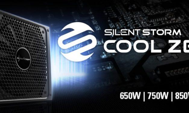 Sharkoon SilentStorm Cool Zero: PSU de alta calidad
