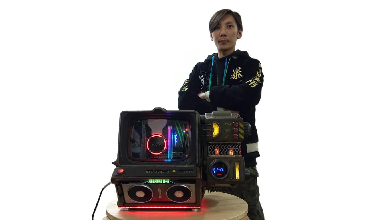 ZADAK y NVIDIA cuativan el Taipei Game Show