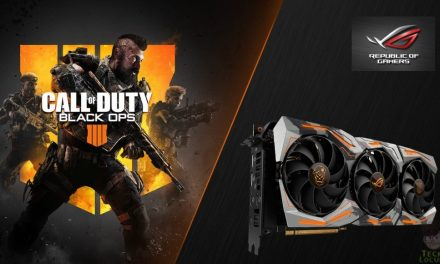 ASUS ROG Strix GeForce RTX 2080 Ti OC Call of Duty Black Ops 4