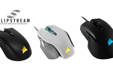 CORSAIR Harpoon RGB WIRELESS, Ironclaw RGB y M65 RGB ELITE