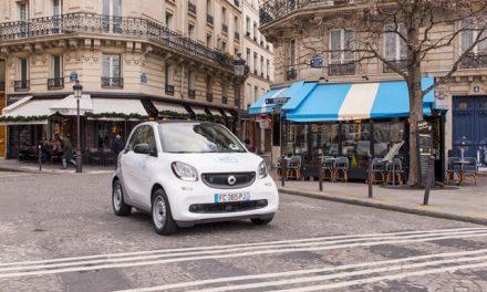 Car2go comienza a operar en París