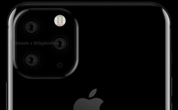 05355955da9 iPhone XI 2019 con TRIPLE cámara trasera