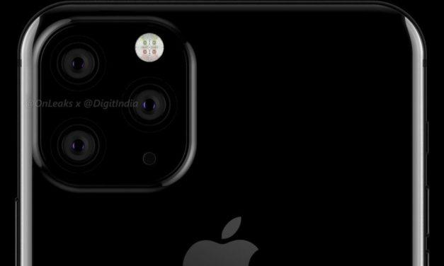 iPhone XI 2019 con TRIPLE cámara trasera