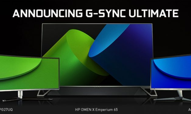 Game Ready Driver añade G-Sync a monitores compatibles