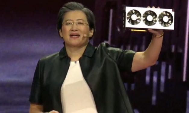 AMD Radeon VII: ¿La rival de GeForce RTX 2080?