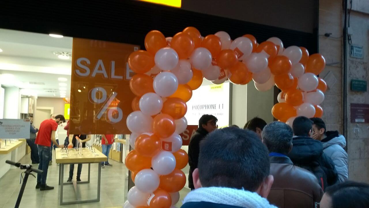 Xiaomi Mi Stores