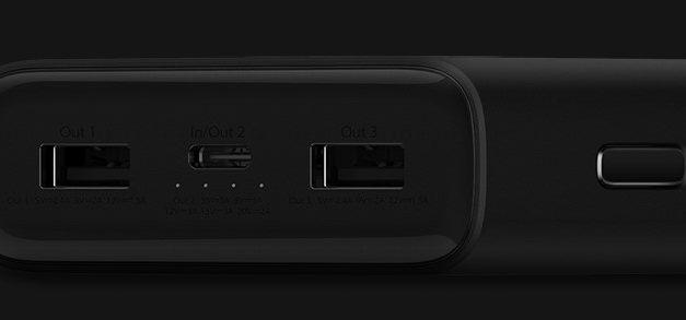 Xiaomi Mi Power Bank 3: USB-C al precio más competitivo