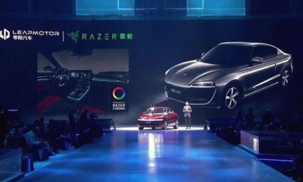 Razer Chroma llega a los automóviles eléctricos