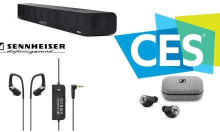 Sennheiser hace realidad el sonido del futuro en CES 2019