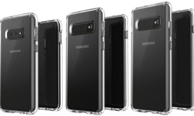 Samsung Galaxy S10 filtrado en 3 variantes