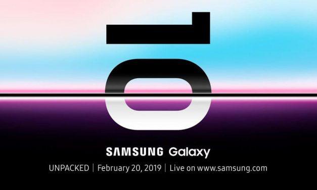 Galaxy S10 X, primer 5G de Samsung