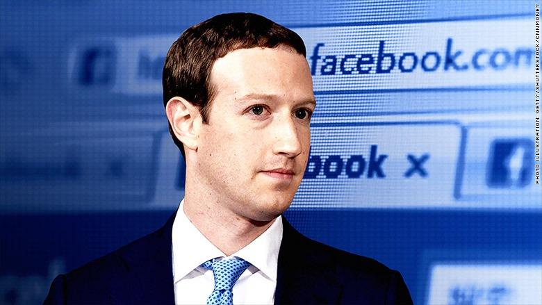 El Parlamento británico llama a Mark Zuckerberg y a los líderes de Facebook 'pandilleros digitales'.
