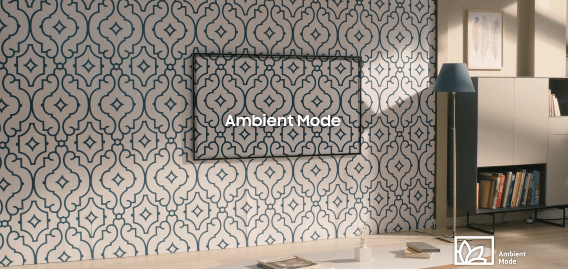 Ambient Mode QLED