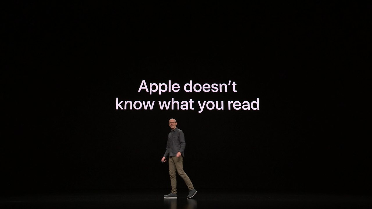 Apple Evento Especial Keynote