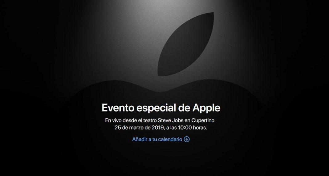 Apple Evento Especial Keynote