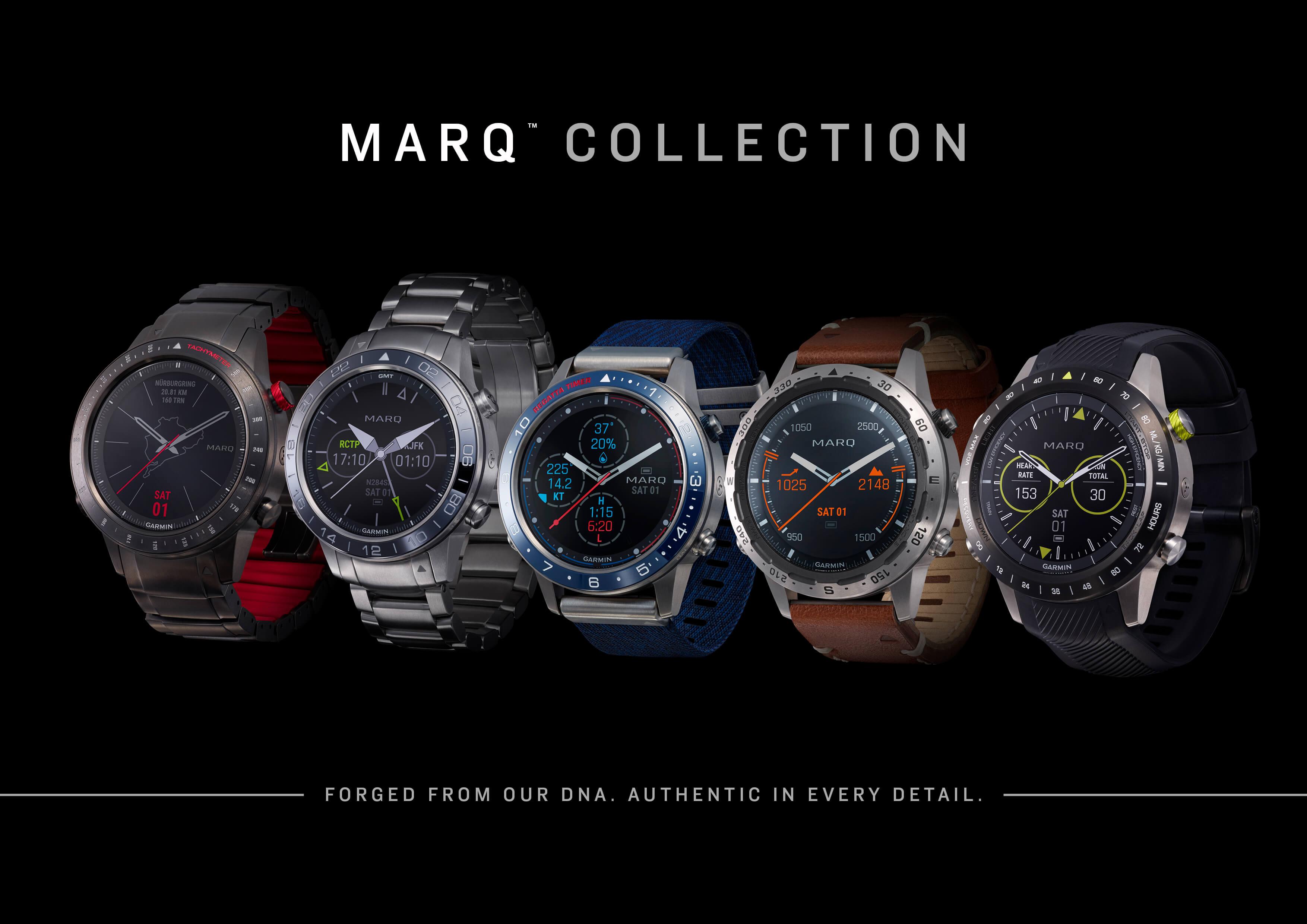 Garmin MARQ Collection