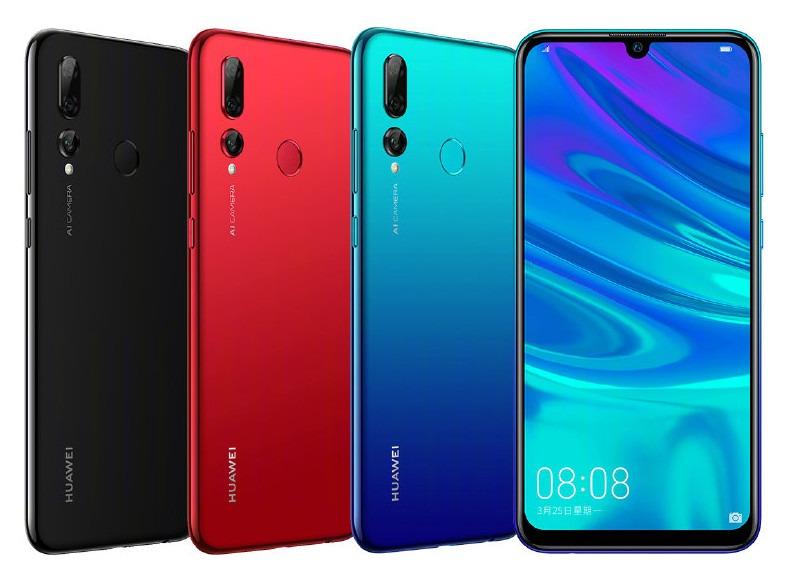 Huawei Enjoy 9s y Enjoy 9e