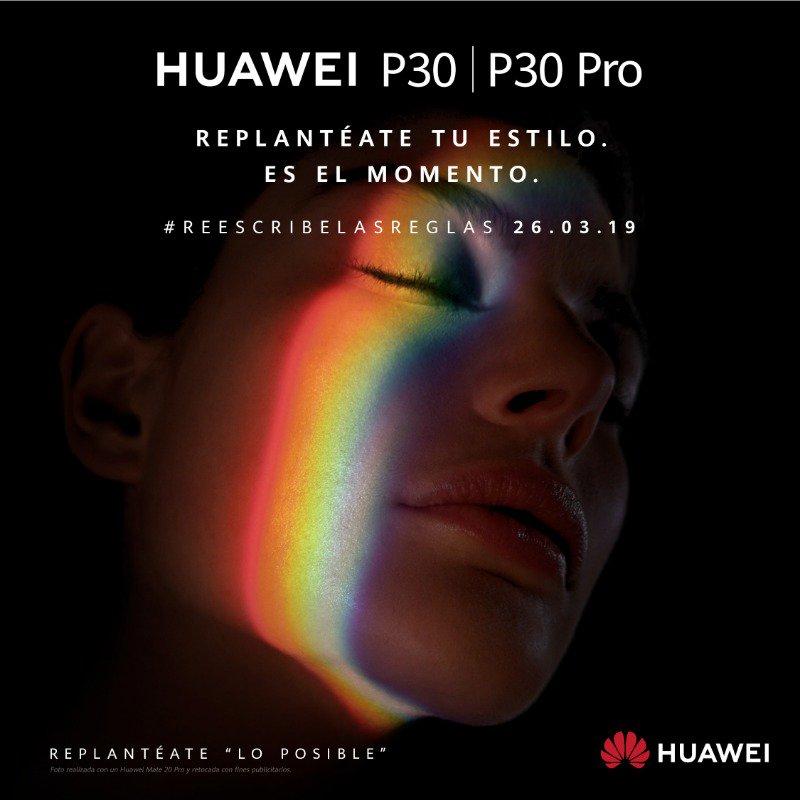 HUAWEI P30 PRO y HUAWEI P30 series