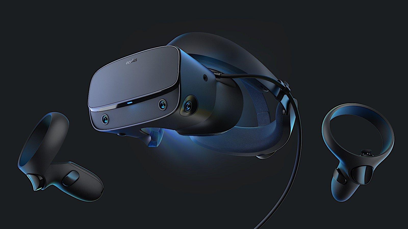 Oculus Rift S - Regala Realidad Virtual por San Valentín
