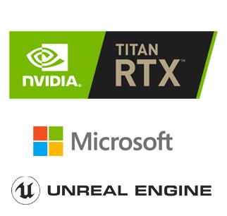 Epic, Microsoft y NVIDIA anuncian un concurso para desarrolladores de videojuegos basado en la implementación del DXR