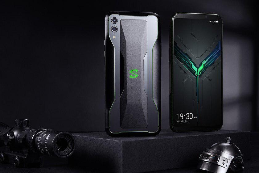Xiaomi Black Shark 2 - Black Shark 2 Pro