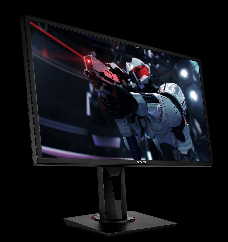 ASUS presenta monitores de gaming con NVIDIA G-SYNC