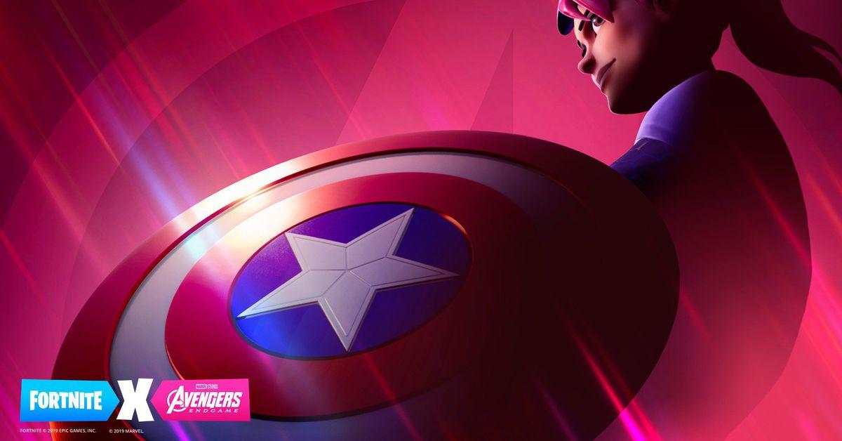 Fortnite Endgame: Contra Thanos con armas de Avengers