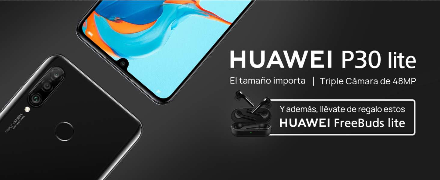Huawei P30 Lite + Huawei Free Buds GRATIS