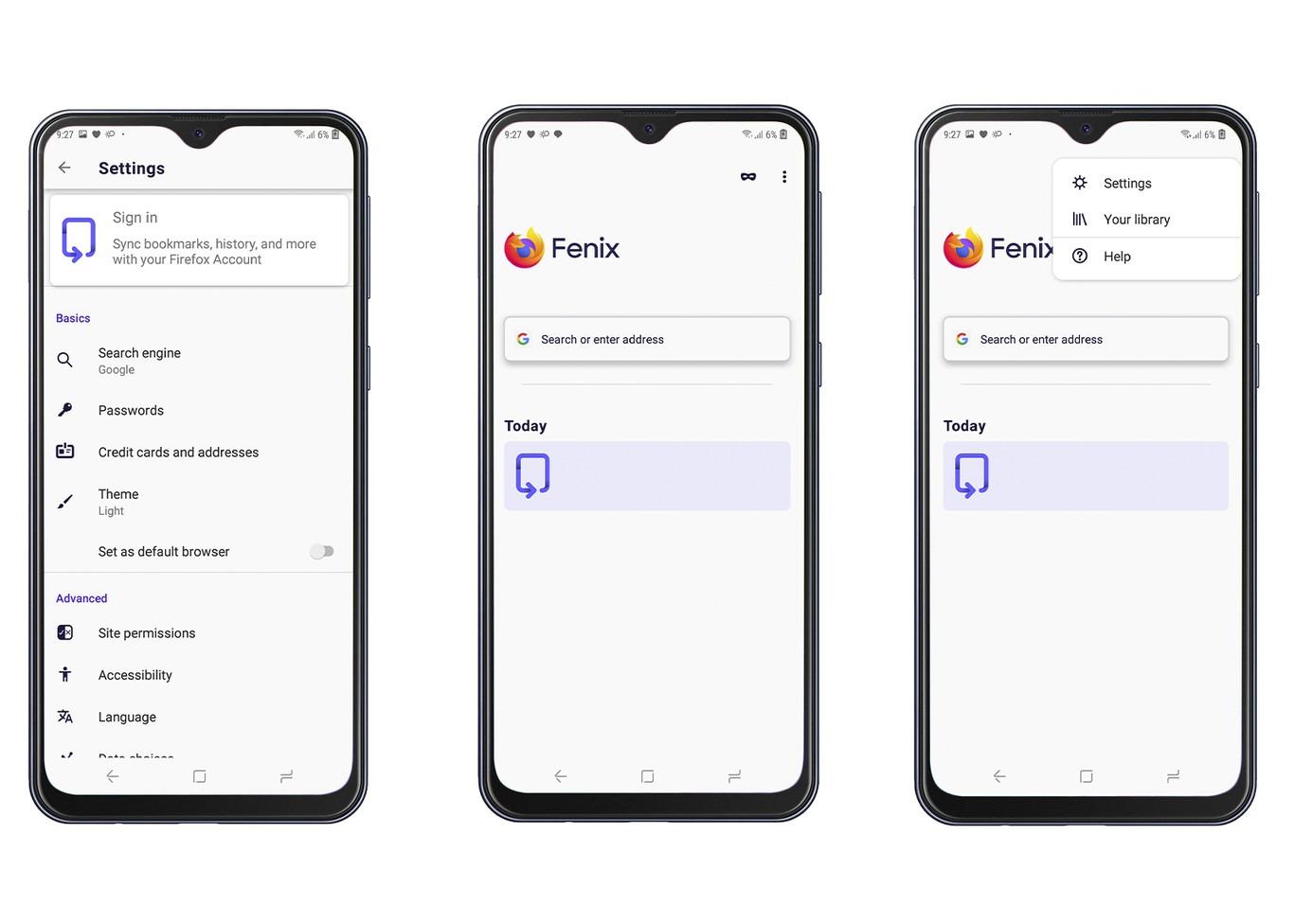 Mozilla Fenix, la alternativa a Google Chrome en Android