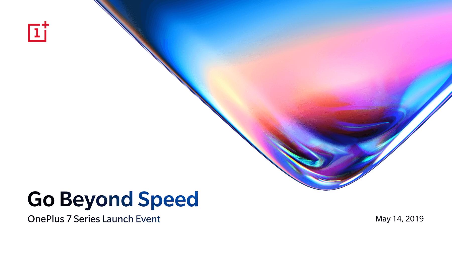 Go Beyond Speed - OnePlus 7