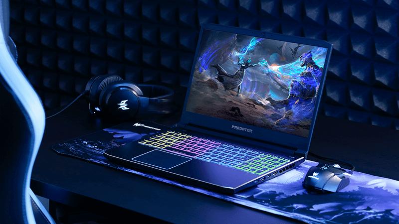 Acer Predator Helios 700 esconde un secreto en el teclado