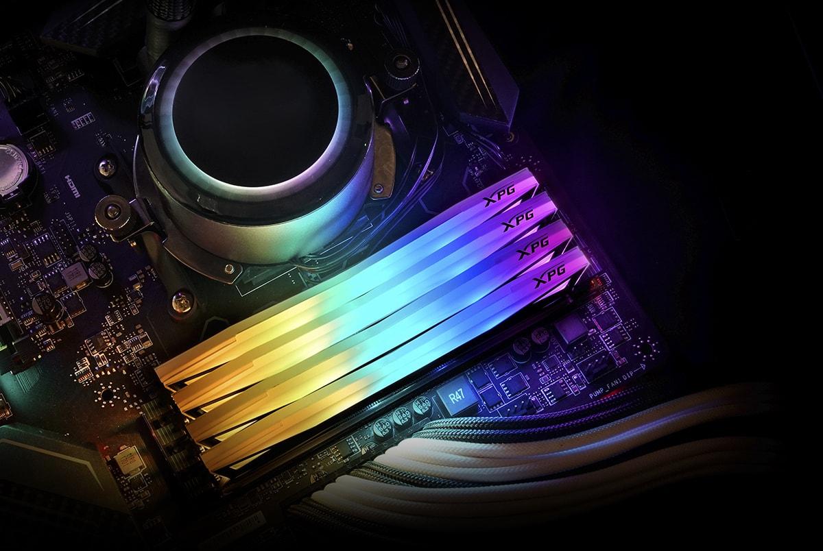XPG SPECTRIX D60G DDR4