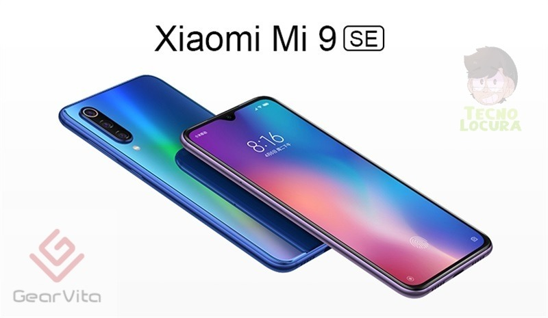 Xiaomi Mi 9 SE con casi 70€ de DESCUENTO (6GB/64GB)