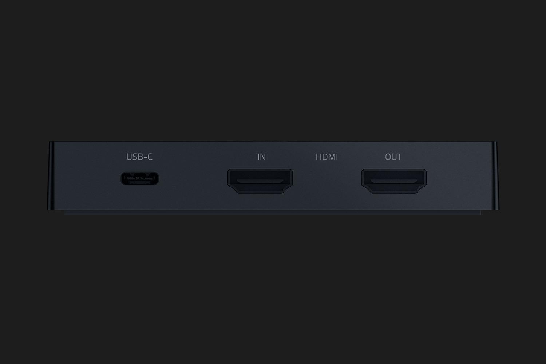 RAZER RIPSAW HD: Nueva capturadora 4K para streaming