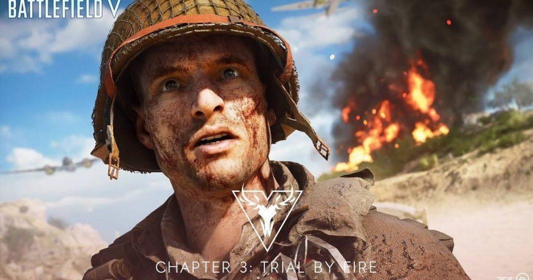 Battlefield V Mercurio