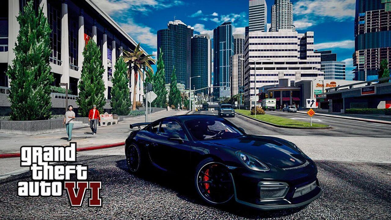 Grand Theft Auto 6: varias ciudades, lanzamiento en consolas