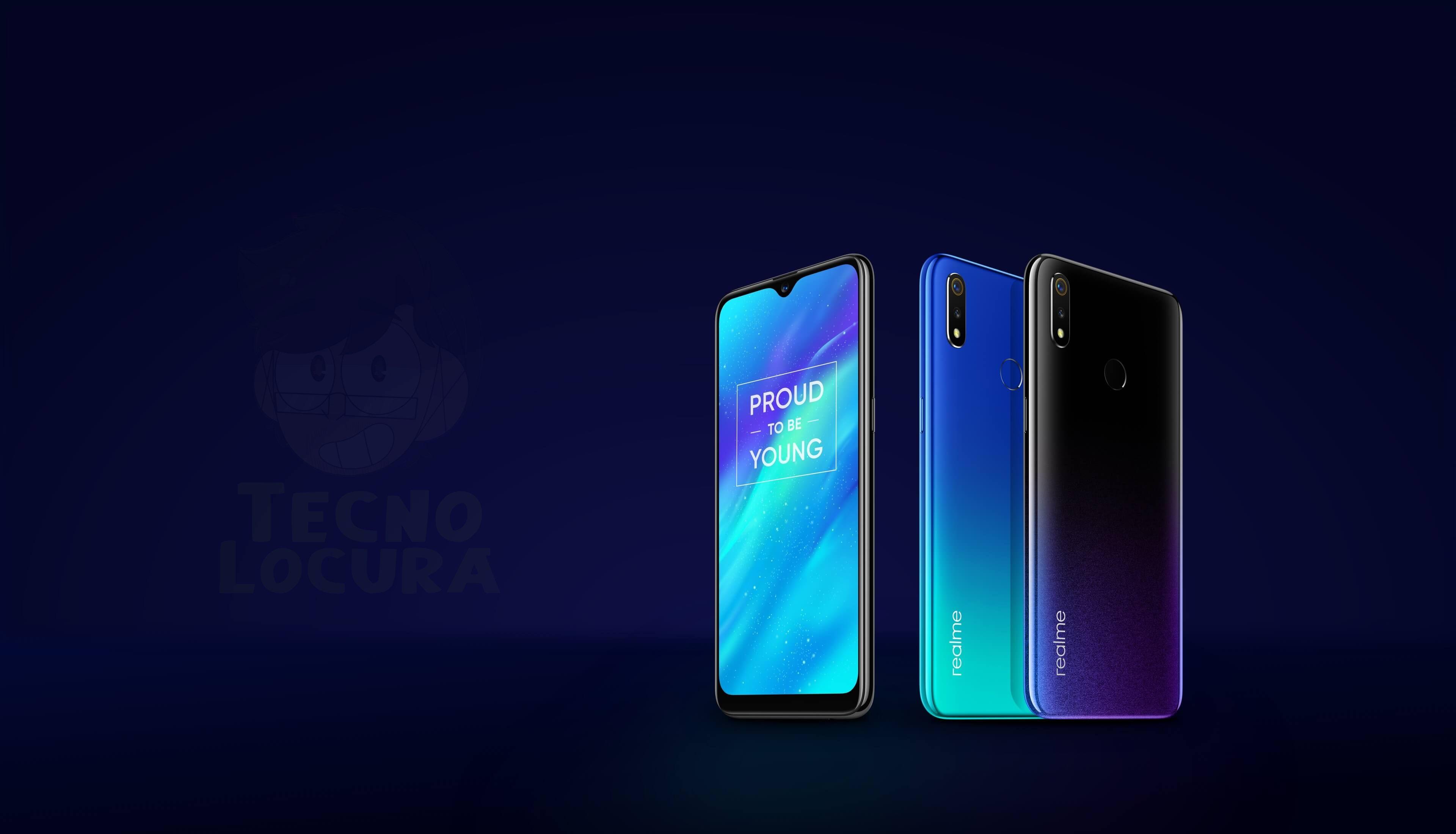 realme 3 - La marca que competirá con Xiaomi
