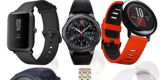 Los mejores smartwatch por calidad a día de hoy