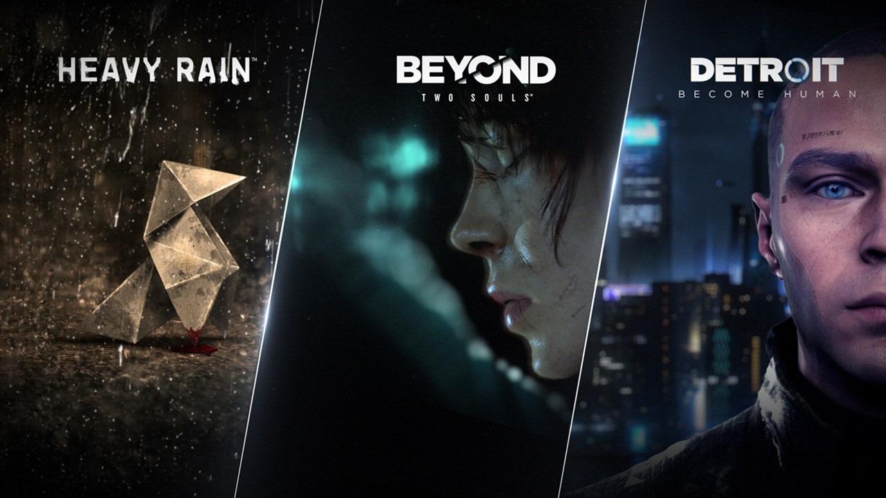 Quantic Dream anuncia reserva y lanzamiento de juegos en Epic Games Store