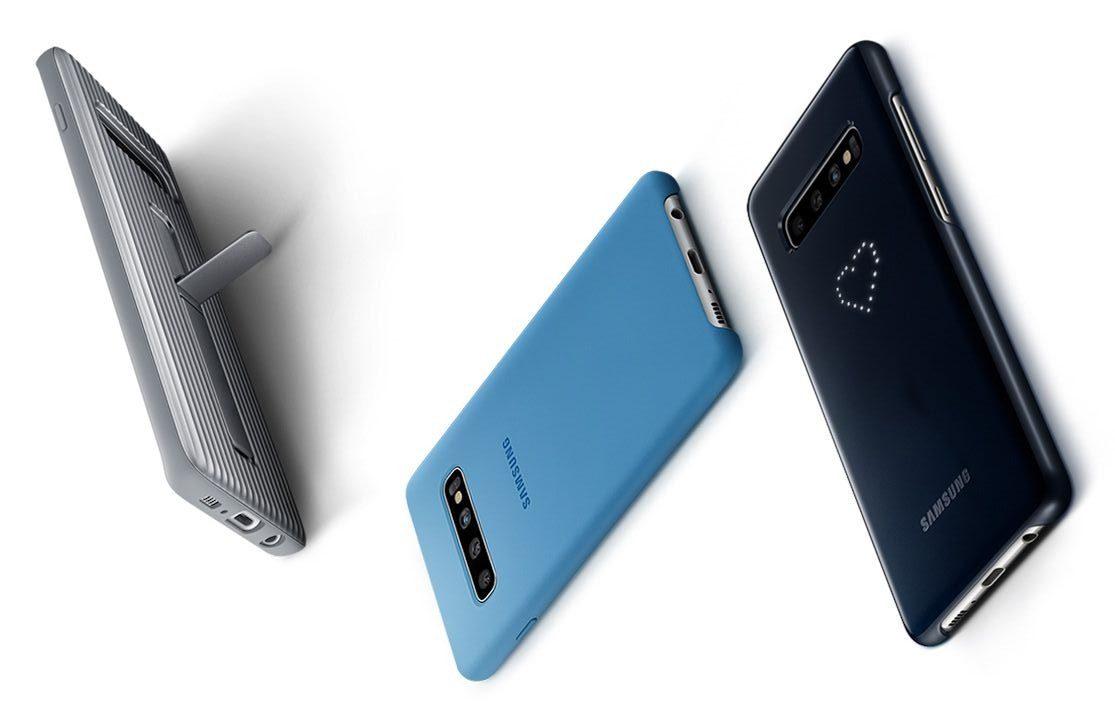 Samsung Galaxy S10 fundas innovadoras en diseño y material - Selección de fundas para tu smartphone