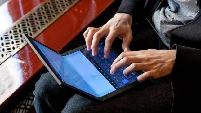 ThinkPad X1 - El primer portátil con pantalla flexible del mundo