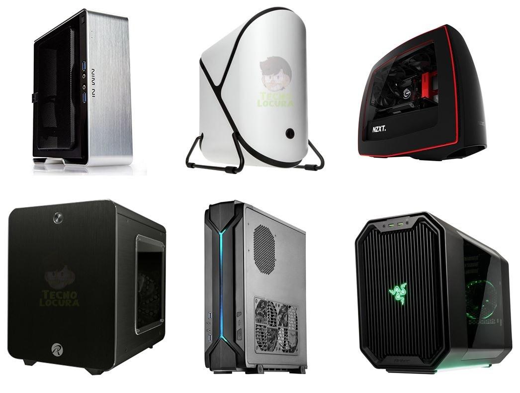 Top 10 Mini ITX PC: Las mejores cajas para un PC Mini