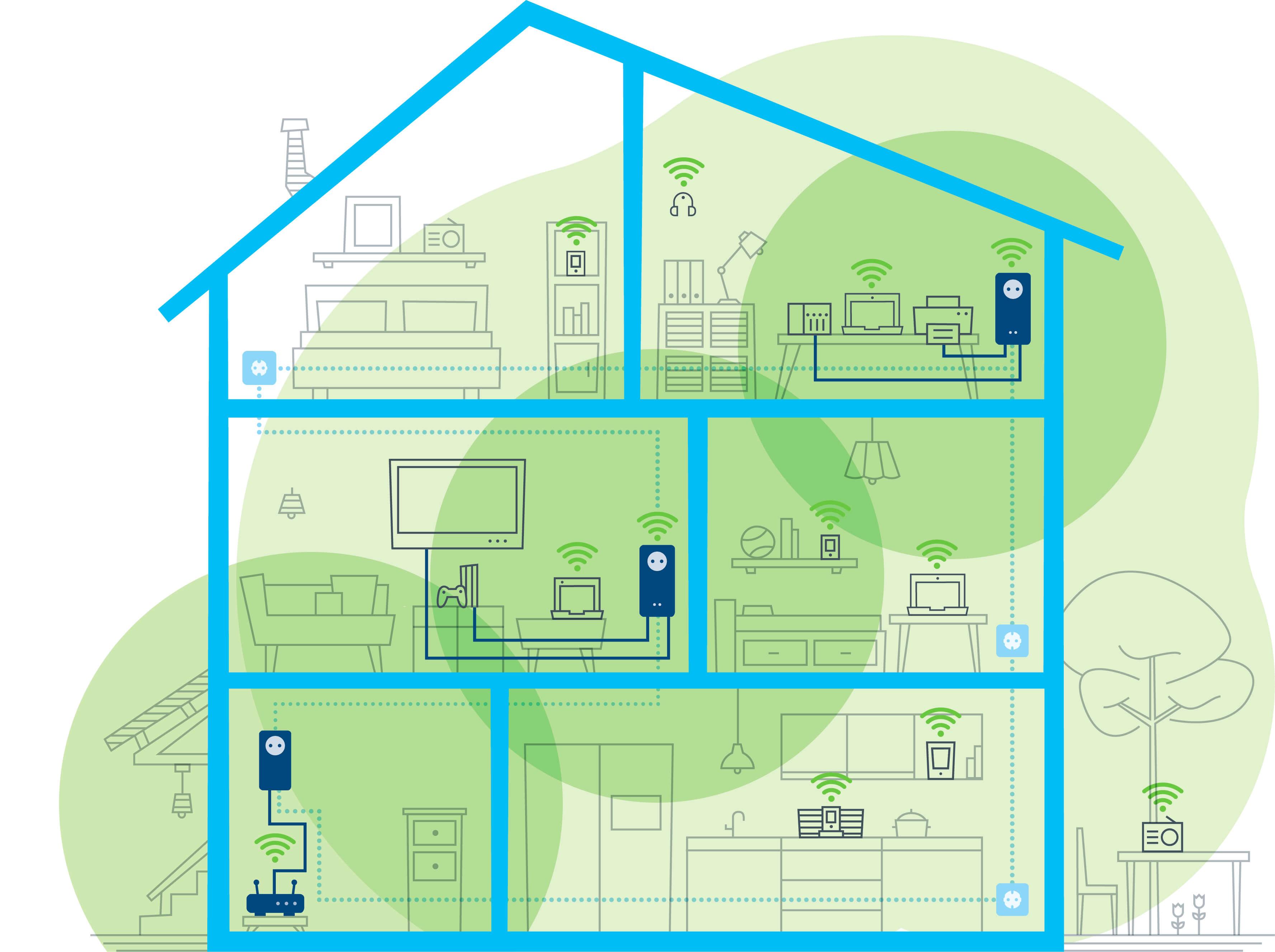 ¿5G o WiFi? ¿Por dónde pasa el futuro de la red doméstica?
