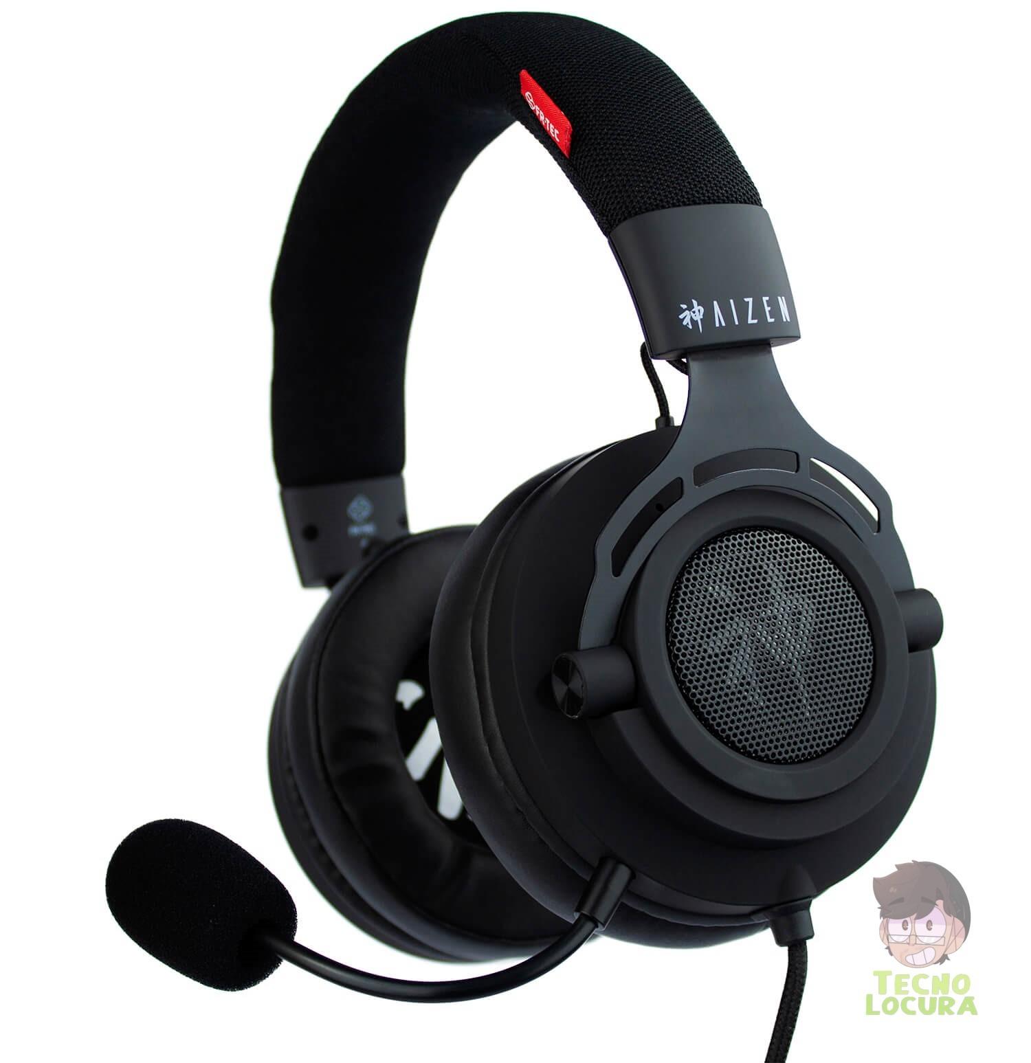 Los mejores auriculares por 30€: FR-Tec AIZEN